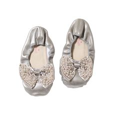 Be My Pearl Ballet Flats by Tutu Du Monde