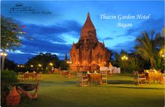 Trailfinders 2nd itinerary - Thazin Garden Hotel - Bagan