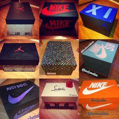 Shoe Storage 10 days left to order por nolymelisa en Etsy. Shoe Box ...