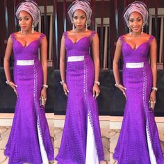 Creative Gown Design for Ladies  http://www.dezangozone.com/2015/09/creative-gown-design-for-ladies.html