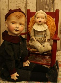 100-year-old-21-composition-and-straw-stuffed-jointed-antique-vintage-baby-doll