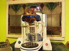 R2D2 coffee machine