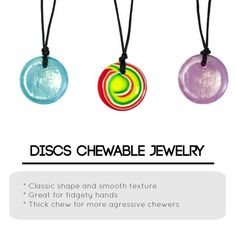 Chewy discs