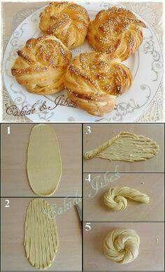 Creative  and cute bun ideas