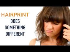 Hairprint BEFORE & AFTER - with David Wolfe! - YouTube