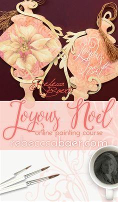 Discover how to paint a luminous Ivory Watercolor Poinsettia Creative Connections, Acrylic Furniture, Painting Courses, Online Painting, Watercolor Techniques, Learn To Paint, Color Theory, Poinsettia, Online Courses