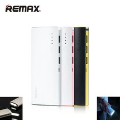 Buy Wallmart.win 2017 Remax PPP-11 Star Talk Power Bank 12000mAh Black External Battery Pack for Smartphone Tablet Charging Portable Charger