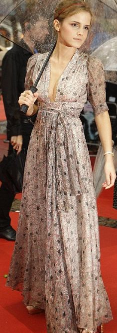 Vintage Ossie Clark dress                                                                                                                                                      More