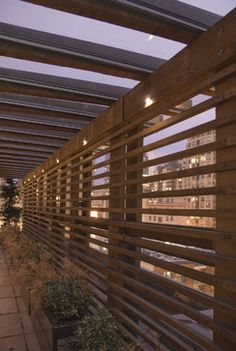 Rooftop Pergola Design Ideas, Pictures, Remodel, and Decor
