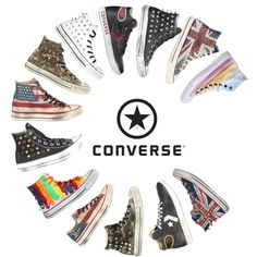 CULT CLASSIC - the best and trendiest collection always online! - C is for Converse