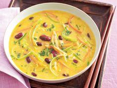 Asiatische Bohnensuppe