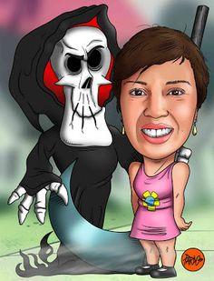 "CARICATURAS PARDO: Caricatura ""MANDY"""