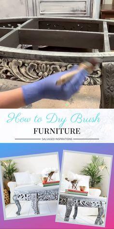 Diy Furniture Decor, Chalk Paint Furniture, Diy Furniture Projects, Refurbished Furniture, Furniture Makeover, Chalk Paint Projects, Decoupage Furniture, Chair Makeover, Furniture Refinishing