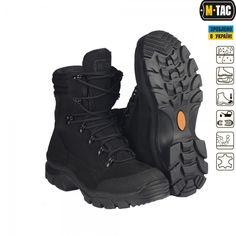 Обувь M-TAC БОТИНКИ ПОЛЕВЫЕ MK.6 PRO BLACK