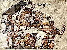 rome gladiators kidipede - history and science encyclopedia for kids