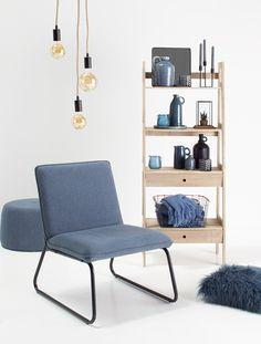 Stoer stoeltje voor in de zitkamer