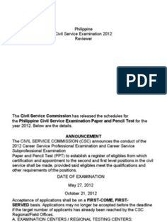 Civil Service Reviewer, Math Sheets, Exam Study, Word Doc, Fractions, Mathematics, Assessment, Civilization