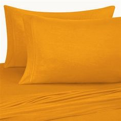 Gold so Gold Jersey XL sheets