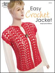 Easy Crochet Jacket