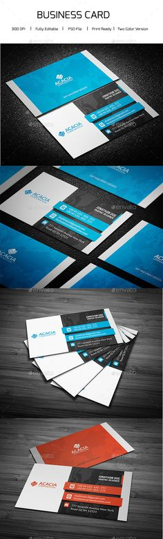 Creative and Elegant Business Card - Creative Business Cards Download here : http://graphicriver.net/item/creative-and-elegant-business-card/11973977?s_rank=1796&ref=Al-fatih