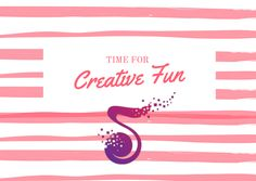 """Who really uses creative fun? Social media has allowed me to connect with some wonderful, talented, creative people. In the last week, several """"creative"""" resources have come to my attention."""
