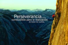 Valor: Perseverancia