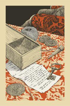 Sherlock box #amwriting