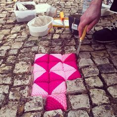 Cobble bombing FOFO - Portugal -