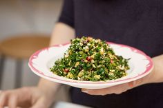 "Sqirl's Famous Vegan ""Kabbouleh"" Salad recipe on Food52"