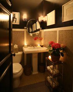 Bathroom Bliss - Love this!!!
