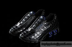 Men's Adidas Porsche Design 6 Running Shoes Full Head Leather Black Blue|only US$85.00 - follow me to pick up couopons.