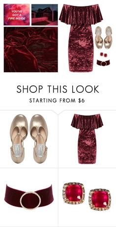 """Untitled #2417"" by momoheart ❤ liked on Polyvore featuring Bertie, WearAll, Charlotte Russe and Effy Jewelry"