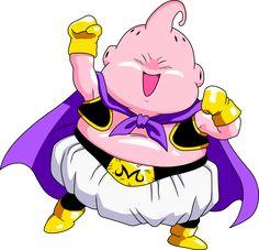 Personajes Chibi de Dragon Ball- Buu