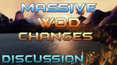 Blizzard released information about the ability bloat and CC in WoD, in this video I talk about it all. Of course a lot more info is needed to fully grasp it. I also talk about the rogue class & blizzards vision for future PvP. Do rogues fit that vision? Only time will tell. I talk about the ability pruning, crowd control changes.