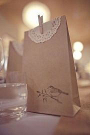 Guest Gift bags - love!!!!! Where can I get these bags?