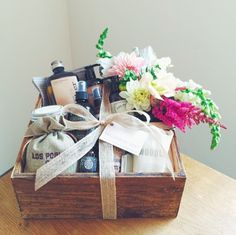 Valleybrink Road gift box for home.