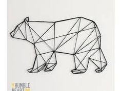 Résultats de recherche d'images pour « geometric fox head »
