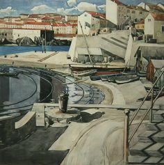 Landscape PING!: Inspiration - Charles Rennie Mackintosh Watercolours