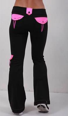 BootyFits.com by Yanina Sportswear - Sexy fitness wear, womens exercise clothing, womens Activewear, workout wear, athletic wear, Brazilian fitnesswear. Etc - Bia Brazil Capri SL1013   women's activewear pants