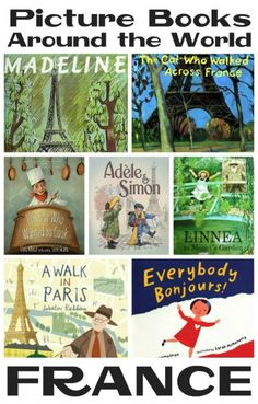 Picture books from around the world. Great list and from countries all over the globe!