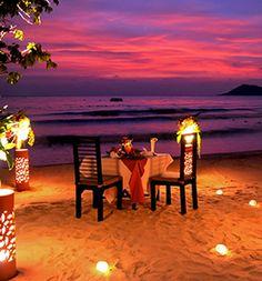 fotos de jantares romãnticos - Bing Imagens