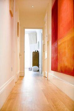DIY Mark Rothko Painting HUGE WALL STATEMENT MURAL DECORATION