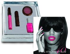 Model: Rachal Prince Fashion Fair Cosmetics Celebrates 40 Years With Special Collections