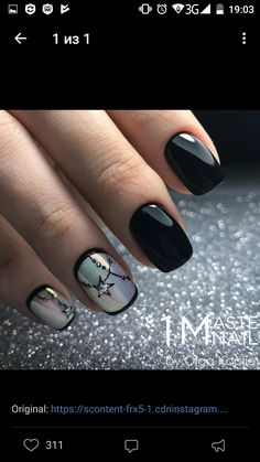 I just want the iridescent then black tips
