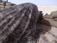 FEAR GEAR D1RT Camouflage in Afghanistan