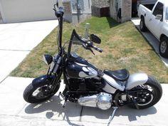 2009 Harley Davidson Crossbone