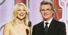 Kate Hudson Adorably Presents With Father Figure Kurt Russell at... #JenniferLawrence: Kate Hudson Adorably Presents… #JenniferLawrence
