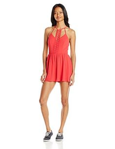 Trixxi Juniors Tank Romper Watermelon 5 >>> Want to know more, click on the image.