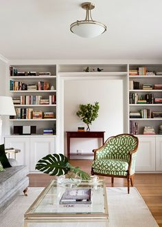 Luscious Living Room Makeover