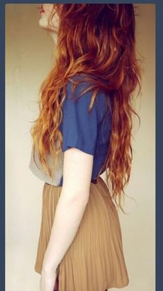 Orange/Red Ombre hair and outfit cute too (: My Hairstyle, Pretty Hairstyles, Hairstyles Haircuts, Hairstyle Ideas, Cut My Hair, Her Hair, Fade Hair, Red Ombre Hair, Blonde Ombre
